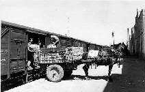 La Evolucion de los medios de transporte en la edad moderna por Carlos VM