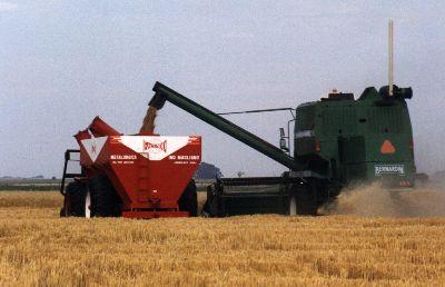 Produccion agricola y desarrollo Tecnologico por Carlos VM